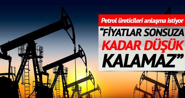 Şirketler petrol fiyatlarının yeniden artmasını istiyor
