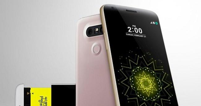 LG'den iPhone'a rakip geliyor!