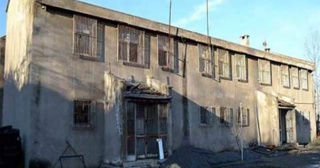 Eski cezaevi silah fabrikası olacak