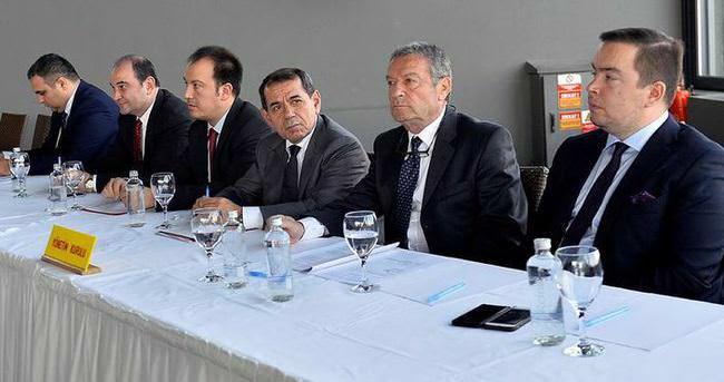 Galatasaray'ın Divan Toplantısı'na derbi sansürü