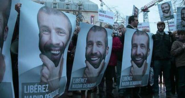 Fransa'da Hepimiz Başörtülüyüz kampanyası