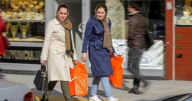 İranlı turist rotasını Türkiye'ye çevirdi