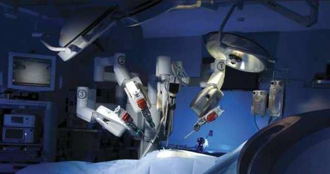Robotik cerrahi günleri