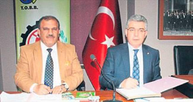 Nizip'te Kardeş Oda protokolü imzaladı