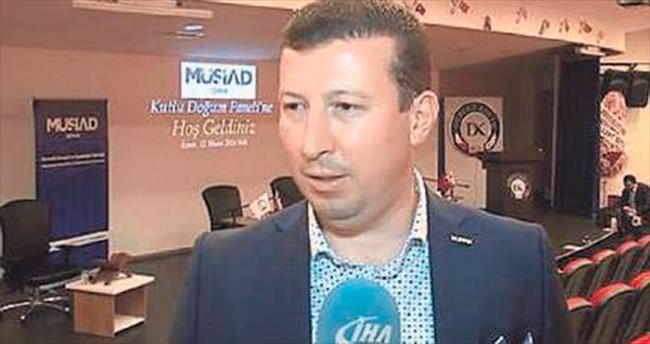 MÜSİAD İzmir'den anlamlı etkinlik