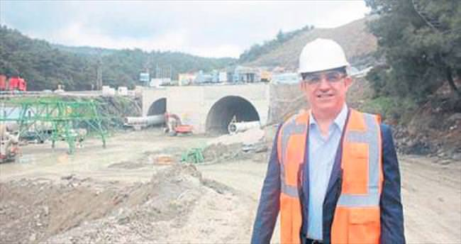 Tüneller 2017'de kullanıma giriyor