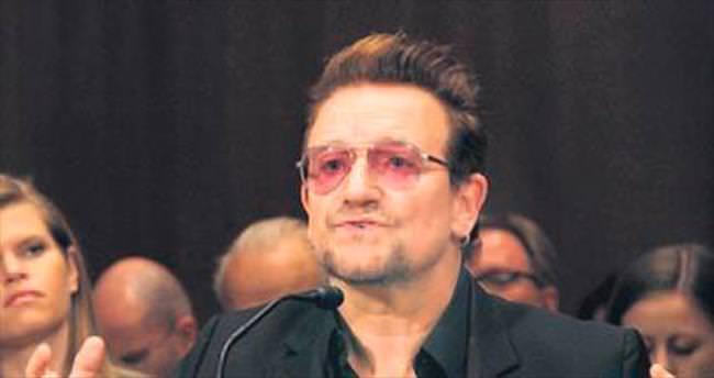 Bono'dan dünyaya mülteci mesajı