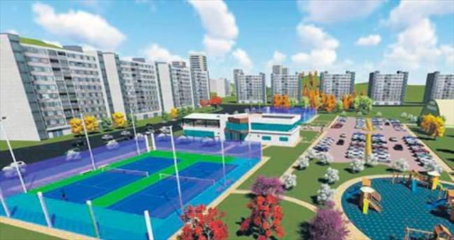 Ordu Büyükşehir'den tenise büyük yatırım