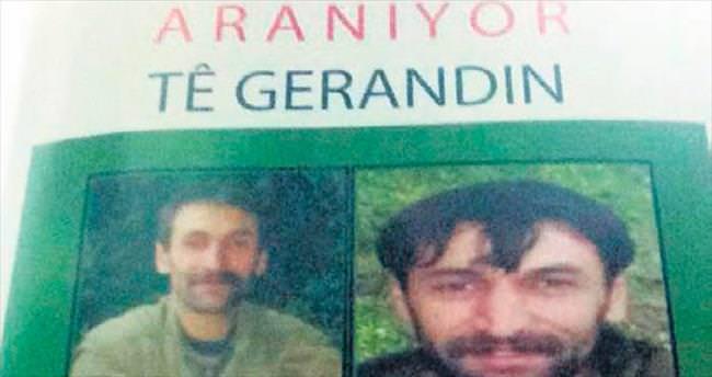 Yeşil listedeki terörist öldürüldü