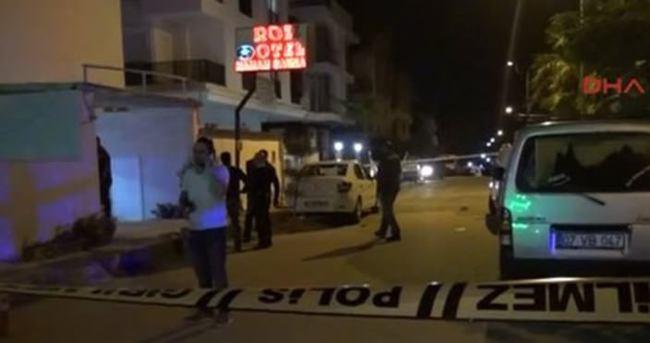Antalya'da otele silahlı baskın: 2 yaralı
