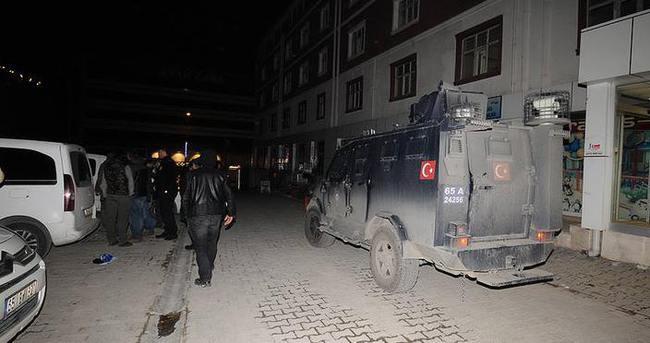 Van'da terör operasyonunda 17 gözaltı