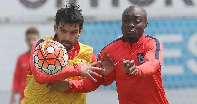 Trabzonspor'da tek eksik