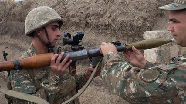 Azerbaycan-Ermenistan hattında gerginlik: 1 asker şehit