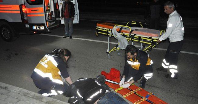 İki dakika arayla aynı yerde 2 kaza: 3 yaralı
