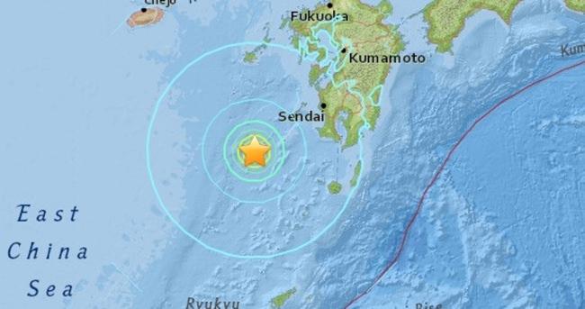 Japonya'da 6,4 büyüklüğünde deprem