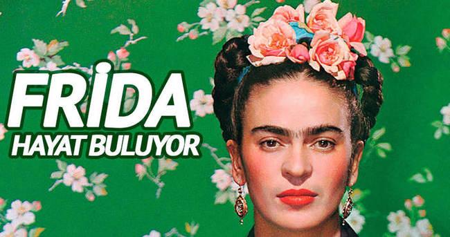 Frida yeniden hayat buluyor
