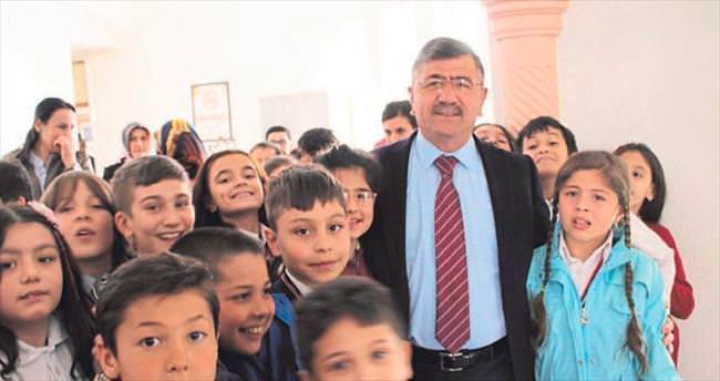 Akdoğan'dan müjdeli haber