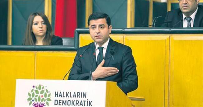 Demirtaş, Erdoğan'a hakaretten 20 bin lira tazminat ödeyecek
