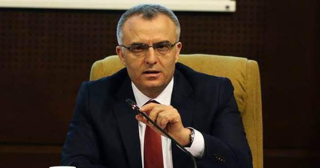 Bakan Ağbal'dan bütçe açıklaması
