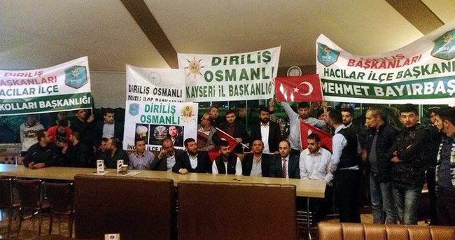Diriliş Başkanlarını Kılıçdaroğlu'nu kınadı