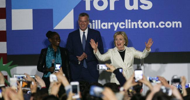 ABD'de başkanlık seçimi kampanyası