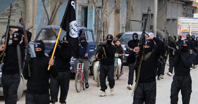Kilis'te 2 IŞİD'li yakalandı