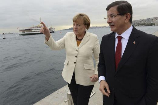 Merkel ve AB temsilcileri Türkiye'ye geliyor