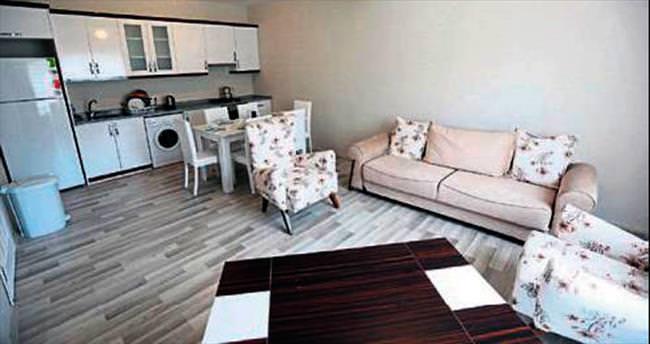 Hasta ve yakınlarına modern misafirhane