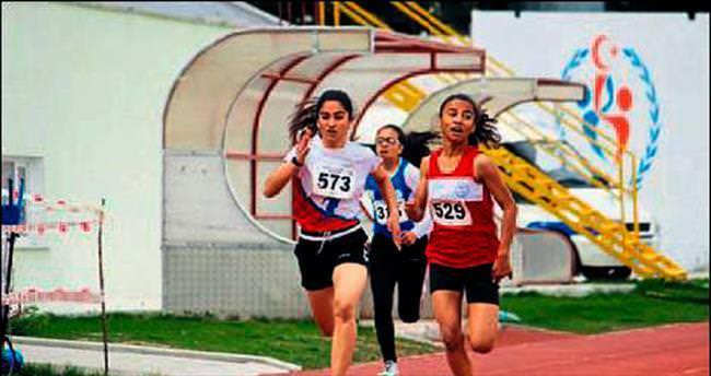 Atletizmde kıyasıya mücadele