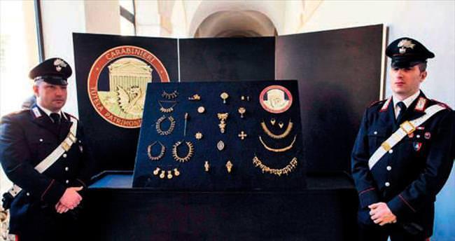 Castellani mücevherleri üç yıl sonra yine müzede
