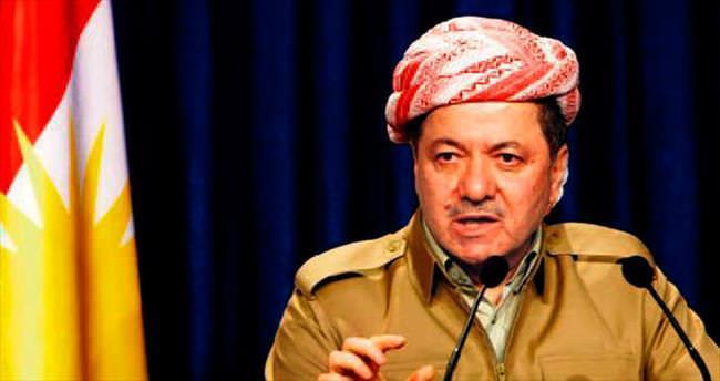 Barzani: Esad rejimi, PYD'den faydalandı