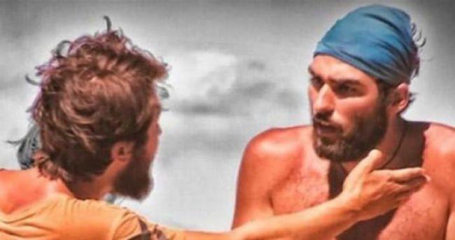 Survivor'da tarihi an Zafer elendi Semih ünlüler takımına geçti
