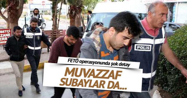 Antalya'da FETÖ operasyonunda ikinci dalga: 16 gözaltı