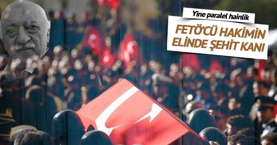 Paralel hakimin bıraktığı PKK'lıdan alcak saldırı