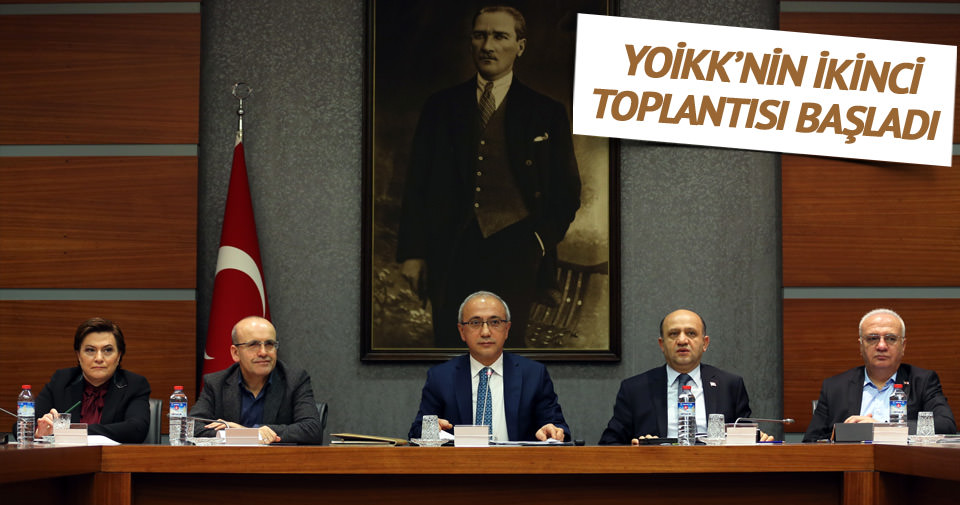 YOİKK'nin ikinci toplantısı Ilgaz'da başladı