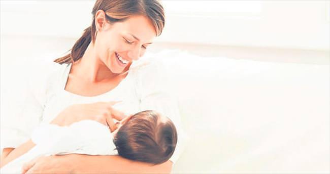 Anne sütü anneyi kanserden bebeği ise alerjiden koruyor