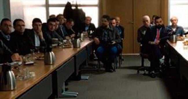 Müsiad üyeleri SGK teşvikleri hakkında bilgilendirildi