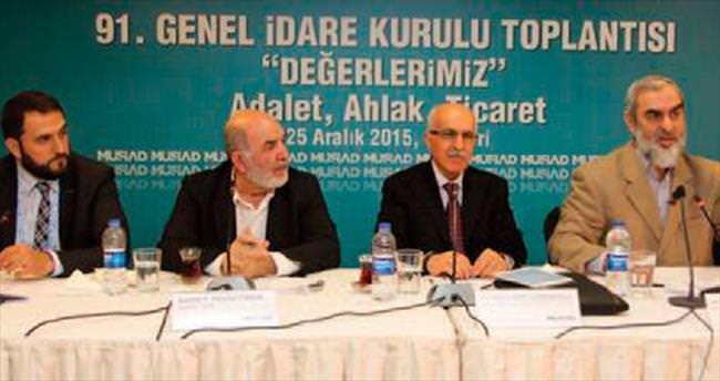 Müsiad 91'inci genel idare kurulu Kayseri'de yapıldı