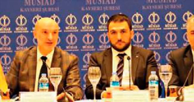Kayseri'nin dış ticareti ve DEİK'in rolü paneli