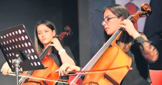 AGÜ'de, CAKA'dan klasik müzik konseri