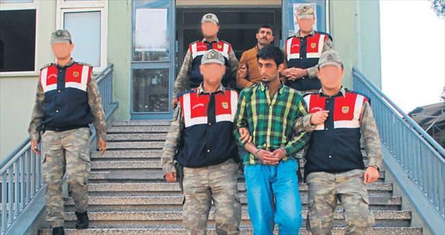 Osmaniye jandarması iki teröristi yakaladı