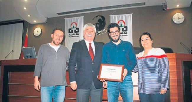 Güney Reklamcılar Derneği Cüneyt Şenyavaş'ı ağırladı