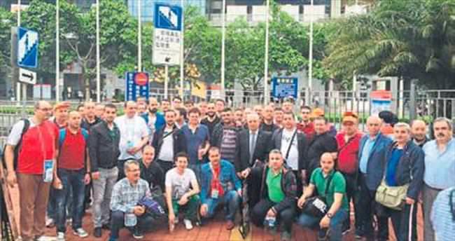 DTO üyelerinden Çin'e çıkarma
