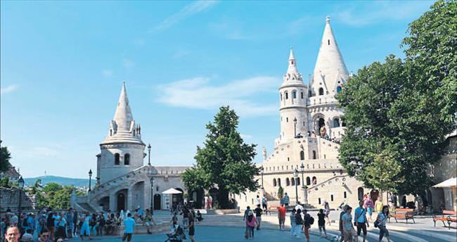 Tuna boylarında bir imparatorluk şehri Budapeşte