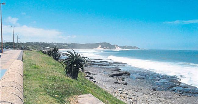 Yeri Güney Afrika tarzı İngiliz