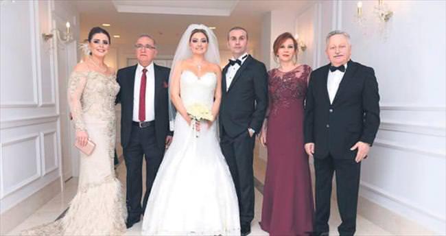 En Görkem'li düğün