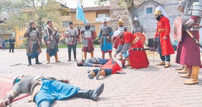 Yörük Türkmenler Osmangazi'de buluştu