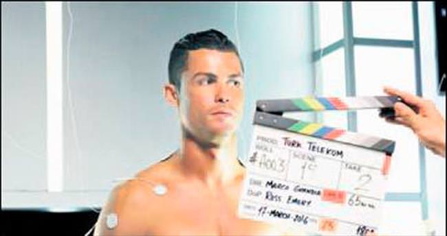 4.5G hızında Fiberliano Ronaldo