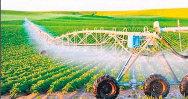 Tarımsal sulama elektrik tüketimine tavan yaptırdı
