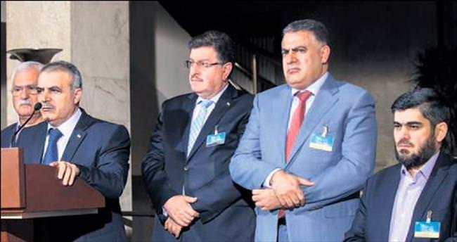 Muhalifler, rejim bürokratlarına yeşil ışık yaktı